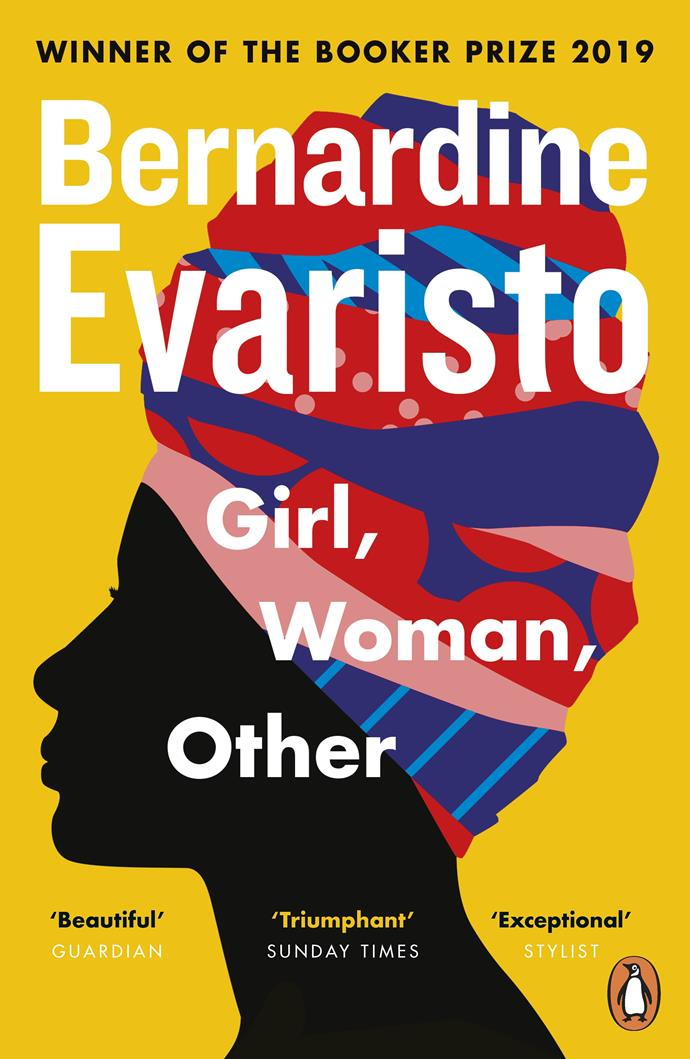 """***Girl, Woman, Other*** **by Bernardine Evaristo**<br><br>  Brimming with humour and heart, *Girl, Woman, Other* is a Booker Prize-winning novel that follows the lives and hardships of twelve very different characters. Primarily women, black and British, they tell the tales of their families, friends and lovers over more than a hundred years of change. Described as a """"gloriously new kind of history"""" for Britain, it paints a stunning portrait that's ever-evolving and utterly captivating.<br><br>  *Buy it [here](https://fave.co/2yaGEDs