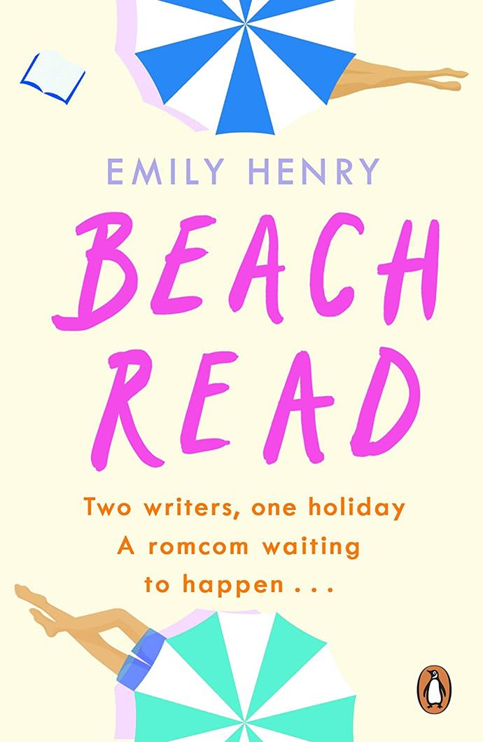 """***Beach Read*** **by Emily Henry**<br><br>  Augustus Everett is an acclaimed author of literary fiction. January Andrews, a bestselling romance writer. Where she pens happily-ever-afters, he kills off his main characters. In short? They are polar opposites. In fact, the only thing they have in common is that, for the next three months, they are residing in neighbouring beach houses and are each stuck with a solid case of writer's block. Their lives take a turn one hazy evening, when they strike a deal to revive their creative juices: Augustus will spend the summer writing something happy, and January will pen the next Great American Novel. Everyone will finish a book and no one will fall in love. But as the summer stretches on, January uncovers a gaping plot hole in the narrative she's been spinning to herself about her own life, and starts to wonder what else she may have gotten wrong along the way—including her ideas about the man next door.<br><br>  *Pre-order it [here](https://fave.co/2yYlpFz