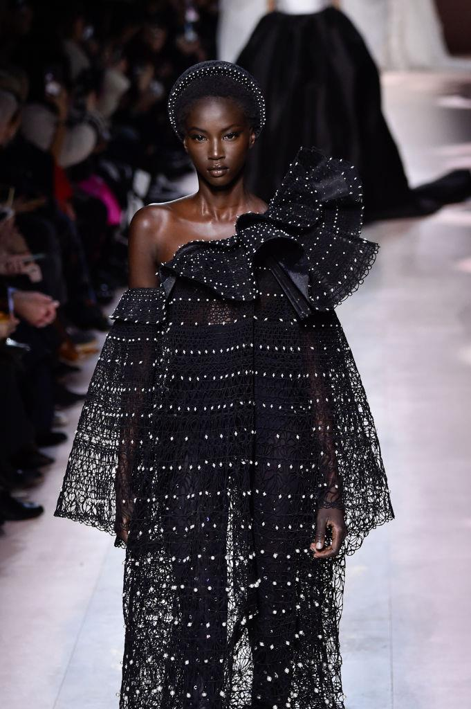 """**Anok Yai** <br><br> Supermodel-in-the-making Anok Yai revealed in a 2017 [interview](https://www.vogue.com/article/anok-yai-sudanese-model-viral-sensation-modeling-contract