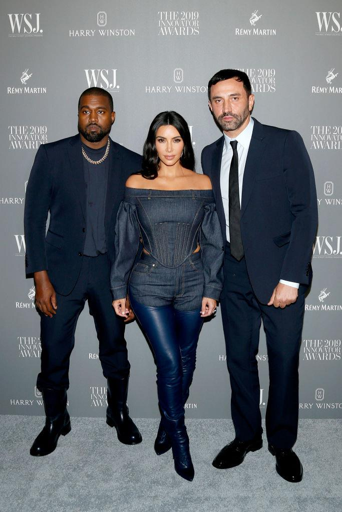 """**Riccardo Tisci and Kim Kardashian** <br><br> When Kim Kardashian West was first recognised in the fashion world, much of it had to do with her relationship with Riccardo Tisci, the former creative director of Givenchy (and current creative director of Burberry). The reality TV star and mogul sported many of Tisci's creations—not limited to her half-a-million dollar couture wedding gown in 2014—but that didn't mean his reputation wasn't unfairly questioned along the way.  <br><br> """"I didn't care what people thought about Kim,"""" Tisci told *[Details](http://www.details.com/blogs/daily-details/2015/02/riccardo-tisci-givenchy-interview.html