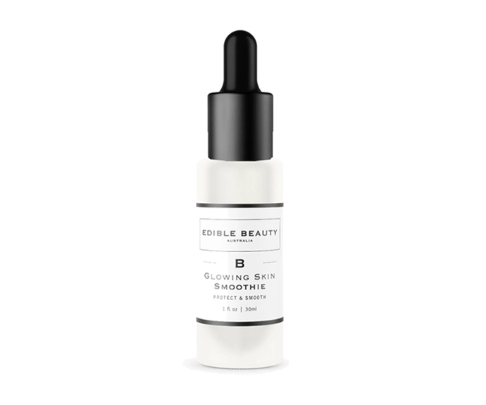 "**Turmeric Beauty Latte Serum by Edible Beauty, $48 at [Adore Beauty](https://www.adorebeauty.com.au/edible-beauty/edible-beauty-tumeric-beauty-latte.html|target=""_blank""