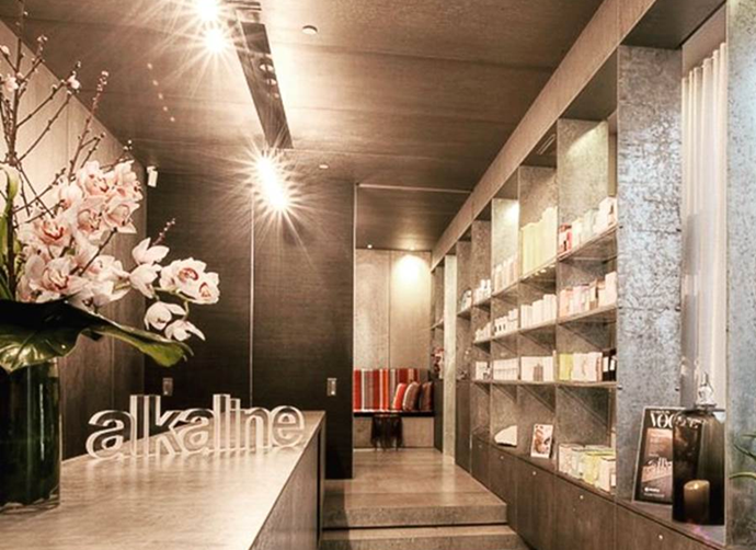 "***Alkaline Potts Point*** <br> We're huge fans of Alkaline's effective, to-the-punch approach to skin rejuvenation.  <br><br> While they offer a multitude of different massage treatments, their medically-condoned facials are what they're known for (we're fans of the all-too-necessary 'Pick Me Up' skin experience). Book ASAP, as immediate availability fills up fast.  <br><br> *Treatments start at $120 for 30 minutes, book at [Alkaline](http://www.alkaline.com.au/index.htm|target=""_blank""