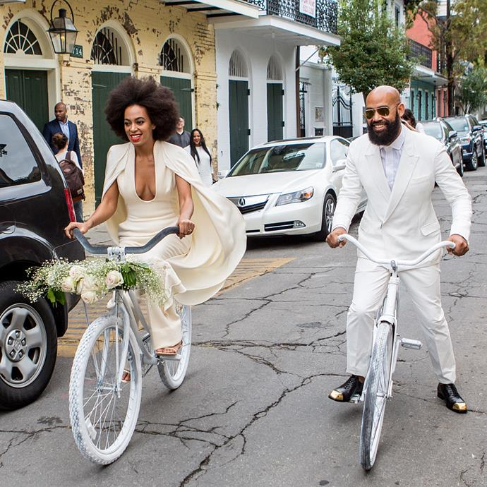 """**Solange Knowles and Alan Ferguson**<br><br>  When Beyoncé [says](https://www.interviewmagazine.com/music/solange#_