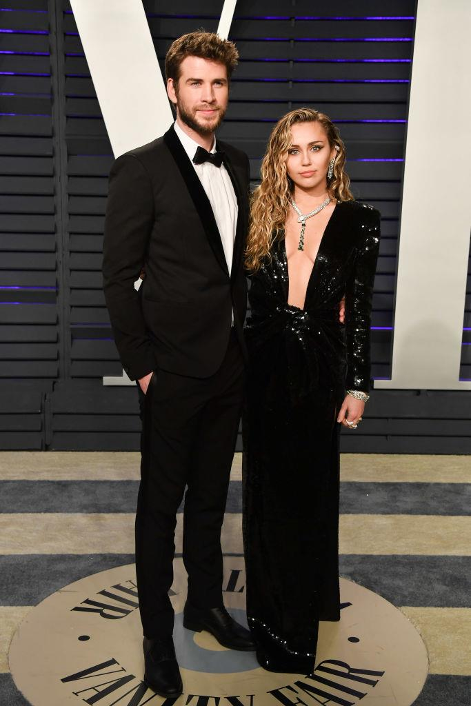 """**Miley Cyrus and Liam Hemsworth**<br><br>  Although it was never confirmed, speculation that Miley Cyrus wanted an 'open cannabis bar' as part of her wedding to Liam Hemsworth ran rife in 2016. According to [*The Daily Examiner*](https://www.dailyexaminer.com.au/news/marijuana-feature-heavily-mileys-wedding/2962430/