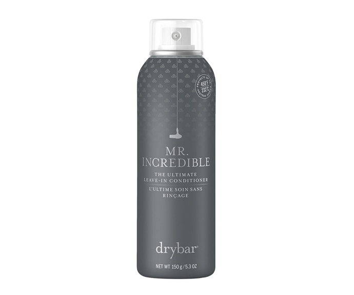"**Mr. Incredible The Ultimate Leave-In Conditioner by Drybar, $37 at [Sephora](https://www.sephora.com.au/products/drybar-mr-incredible-the-ultimate-leave-in-conditioner/v/150g|target=""_blank""