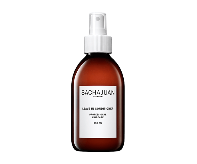 "**Leave In Conditioner by Sachajuan, $46 at [Adore Beauty](https://www.adorebeauty.com.au/sachajuan/sachajuan-leave-in-conditioner.html|target=""_blank""