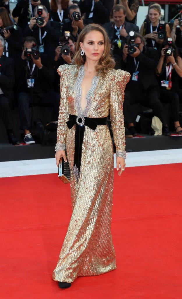 Natalie Portman in Gucci (2018)