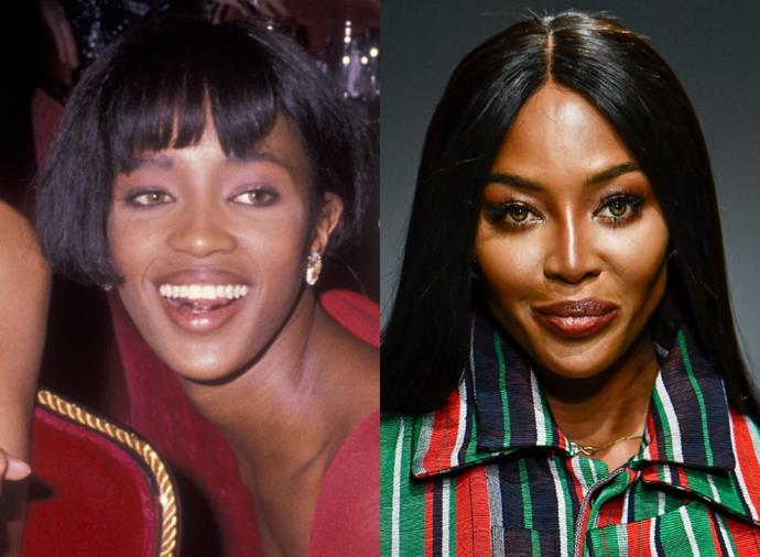 """**Naomi Campbell**<br><br>  Iconic in every sense of the word, [Naomi Campbell's modelling career](https://www.harpersbazaar.com.au/fashion/naomi-campbell-birthday-16567