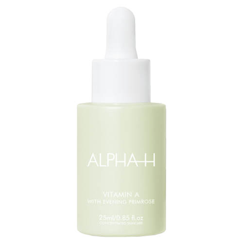 "Vitamin A 0.5% serum by Alpha-H, currently $59.46 at [Adore Beauty](https://fave.co/2zEMhL5|target=""_blank""