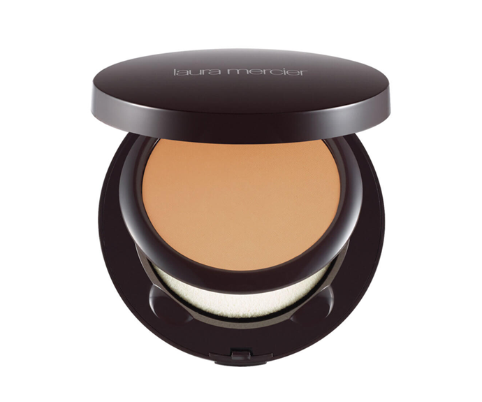 """**Smooth Finish Foundation Powder by Laura Mercier, $77 at [MECCA](https://www.mecca.com.au/laura-mercier/smooth-finish-foundation-powder/V-037036.html