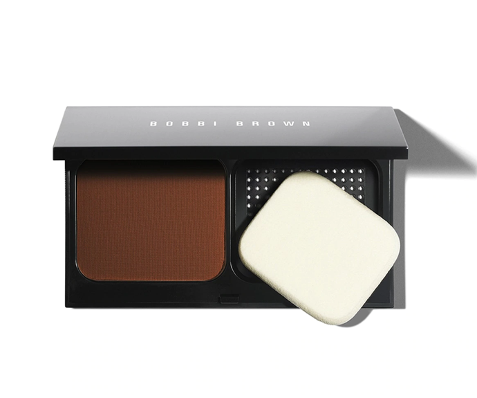 """**Skin Weightless Powder Foundation by Bobbi Brown, $74 at [Adore Beauty](https://www.adorebeauty.com.au/bobbi-brown/bobbi-brown-skin-weightless-powder-foundation.html