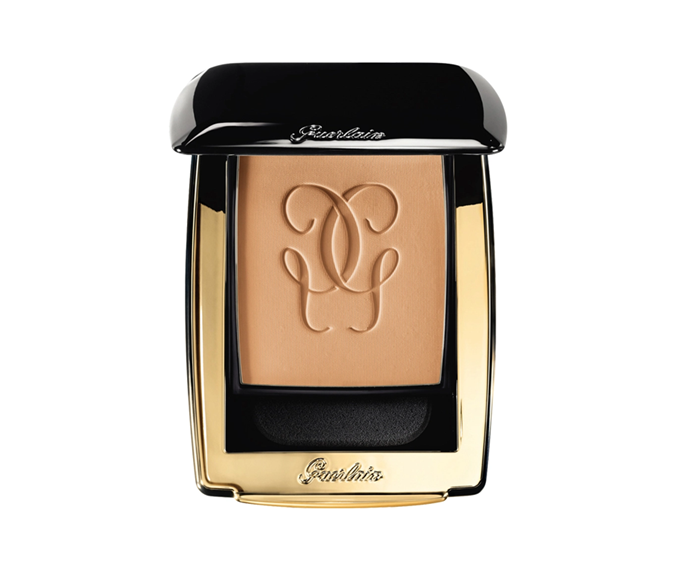 """**Parure Gold Gold Radiance Powder Foundation SPF 15 by Guerlain, $129 at [Sephora](https://www.sephora.com.au/products/guerlain-parure-gold-gold-radiance-powder-foundation-30ml/v/03-beige-naturel