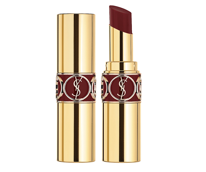 "**Rouge Volupte Shine Lipstick in Red In The Dark by Yves Saint Laurent, $59 at [Sephora](https://www.sephora.com.au/products/yves-saint-laurent-rouge-volupte-shine/v/76-red-in-the-dark|target=""_blank""