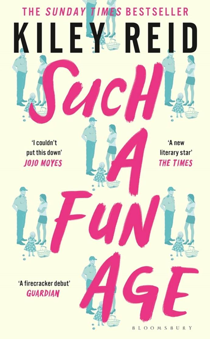"""***Such A Fun Age*** **by Kiley Reid**<br><br>  If you loved *[Little Fires Everywhere](https://www.harpersbazaar.com.au/culture/little-fires-everywhere-tv-show-19810