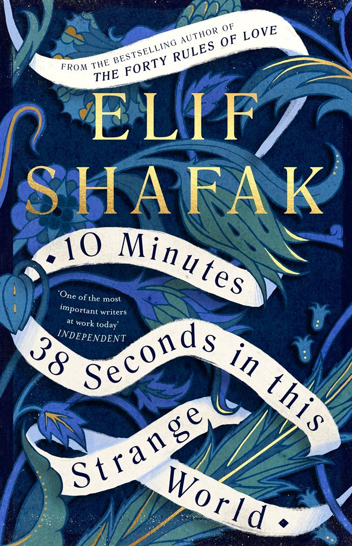 """***10 Minutes, 38 Seconds In This Strange World*** **by Elif Shafak**<br><br>  Our brains stay active for ten minutes after our heart stops beating. For Tequila Leila, each minute brings with it a new memory: growing up with her father and his two wives in a grand old house in a quiet Turkish town; watching the women gossip and wax their legs while the men went to mosque; sneaking cigarettes and Western magazines on her way home from school; running away to Istanbul to escape an unwelcome marriage; falling in love with a student who seeks shelter from a riot in the brothel where she works. Most importantly, each memory reminds Leila of the five friends she met along the way—the friends who are now desperately trying to find her.<br><br>  *Buy it [here](https://fave.co/2Yiop86