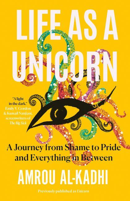 """***Life As A Unicorn: A Journey from Shame to Pride and Everything in Between*** **by Amrou Al-Kadhi**<br><br>  From a god-fearing Muslim boy enraptured with their mother, to a vocal, queer drag queen estranged from their family, this is a heart-breaking and hilarious memoir about Amrou Al-Khadhi's fight to be true to themselves. Touted as """"rare, fabulous and beautiful"""" and """"slightly magical"""", this is one incredible read you won't want to miss out on.<br><br>  *Buy it [here](https://fave.co/2YjHyXv