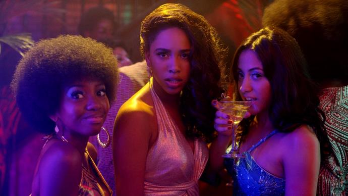 ***The Get Down***<br><br>  Set in the '70s and directed by Baz Luhrmann, *The Get Down* is a visual feast for the disco era. Inspired by the archives of Halston, Gucci and Diane von Furstenburg, its spectacle of sequins, lamé and leather makes for highly escapist viewing.<br><br>
