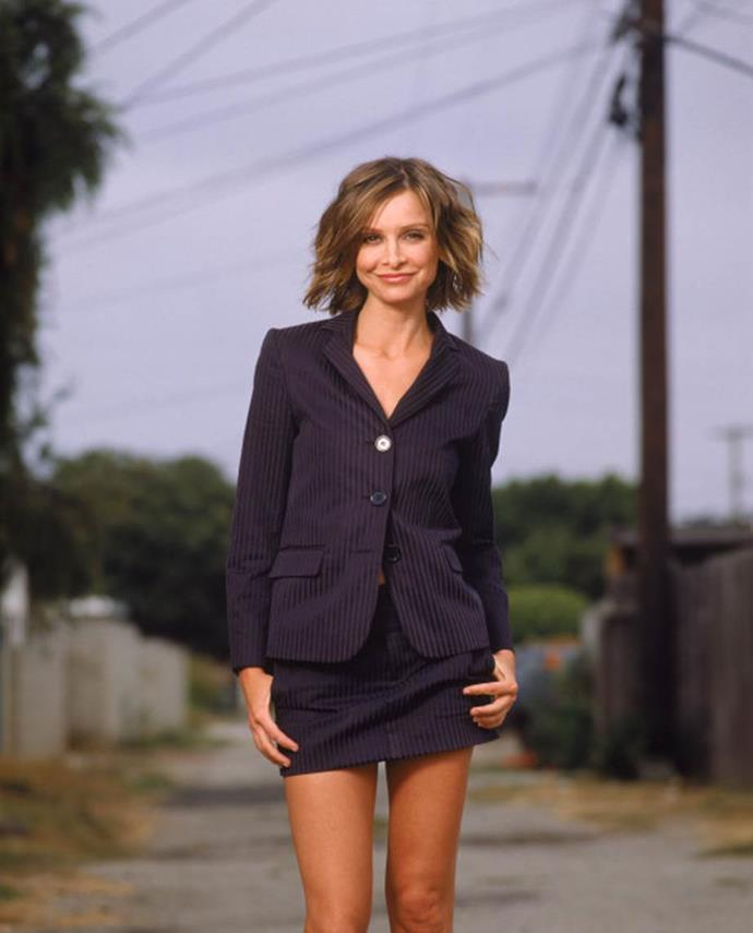 ***Ally McBeal***<br><br>  Before there was *Suits*, there was *Ally McBeal*. One of the biggest proponents of the miniskirt suit, corporate litigator Ally McBeal had a knack for making her work attire equal parts professional and playful, and made all of us want to dress like her (without the law firm part).