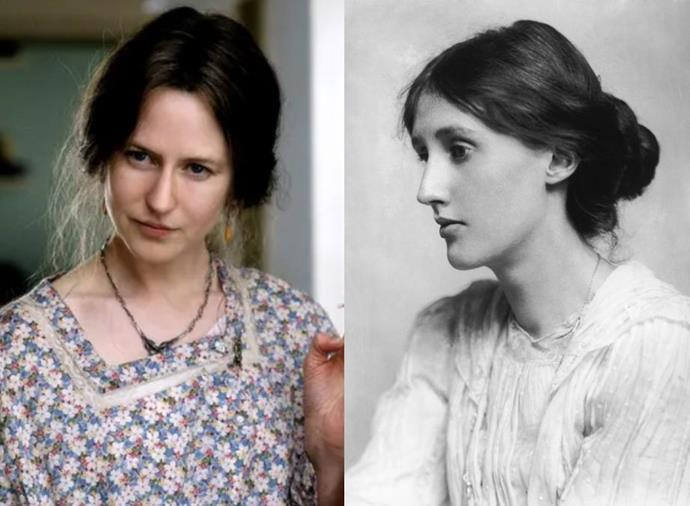 """**Nicole Kidman as Virgina Woolf in** ***The Hours*** **(2003)**<br><br>  Like Theron in [*Bombshell*](https://www.harpersbazaar.com.au/culture/bombshell-movie-plot-19819