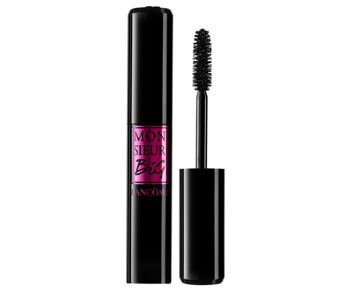 """**Monsieur Big Mascara by Lancôme, $48 at [Adore Beauty](https://www.adorebeauty.com.au/lancome/lancome-monsieur-big-mascara-01.html