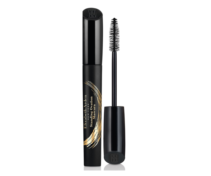 """**Standing Ovation Volumising Mascara by Elizabeth Arden, $42 at [David Jones](https://www.davidjones.com//21796048/Standing-Ovation-Volumizing-Mascara.html
