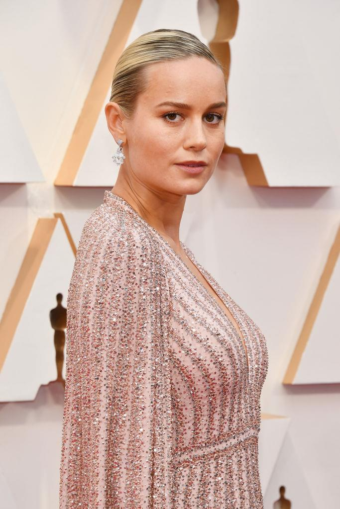 """**Brie Larson's real name is Brianne Sidonie Desaulniers**<br><br>  There are actually different two stories as to how Brie Larson (born Brianne Sidonie Desaulniers) settled on her stage name. One suggests that she choose it out of practicality, with the actress [telling](https://www.glamour.com/story/the-rising-star-you-need-to-kn