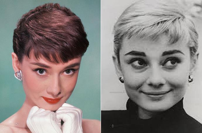 **Audrey Hepburn**
