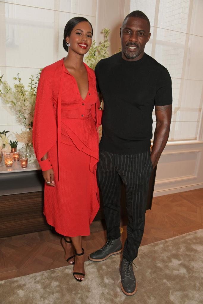 "**Idris Elba, 47, and Sabrina Dhowre Elba, 30 (31 in July 2020)**<br><br>   **Age difference:** 16 years<br><br>    The *Luther* actor and former Miss Vancouver dated for two years before marrying in a lavish three-day [Moroccan wedding](https://www.harpersbazaar.com.au/bazaar-bride/idris-elba-wedding-18536|target=""_blank"") in 2019. ""We've been literally inseparable since we met,"" the actor [said](https://www.vogue.co.uk/article/idris-elba-sabrina-vogue