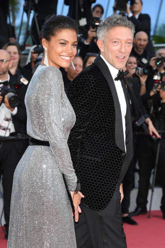**Vincent Cassel, 53, and Tina Kunakey, 23**<br><br>  **Age difference:** 30 years<br><br>  French film star Vincent Cassel and model Tina Kunakey married in 2018 and welcomed the arrival of their first child together, a daughter named Amazonie, in April 2019. Cassel also has two other daughters with his ex-wife actress Monica Bellucci, to whom he was married for 14 years before parting ways in 2013.