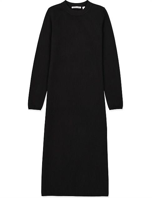 """Compact Knit Wool Dress, $249 by [Country Road](https://www.countryroad.com.au/shop/woman/clothing/dresses/60253763-1/Compact-Knit-Wool-Dress.html