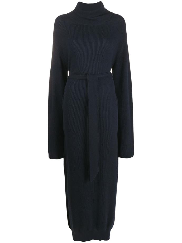 "canaan rib knit dress, $548 by nanushka at [farfetch](https://www.farfetch.com/au/shopping/women/nanushka-canaan-rib-knit-dress-item-15423313.aspx?storeid=12341|target=""_blank""|rel=""nofollow"")."