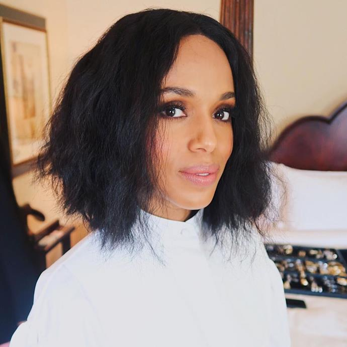 """**THE LAYERED BOB**<br><br>  **Renya Xydis, Creative Director and Founder of [Valonz](https://www.valonz.com.au/