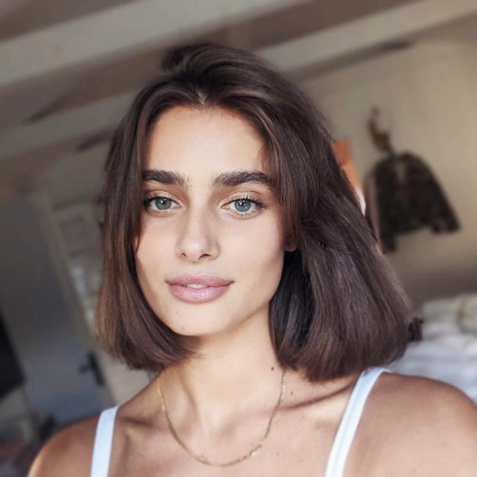 """**THE 'UNDONE' BOB**<br><br>  **Anthony Nader, Salon Owner and Creative Director at [RAW Anthony Nader](http://rawhair.com.au/