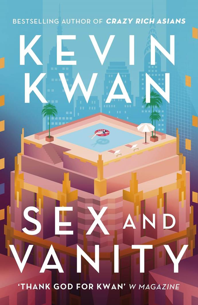 """***Sex and Vanity*** **by Kevin Kwan**<br><br>  Following his wildly successful *Crazy Rich Asians* series, Kevin Kwan is back with a rollicking new read. On her very first morning on the island Capri, Lucie Churchill sets eyes on George Zao—and she instantly can't stand him. She can't stand it when he gallantly offers to trade hotel rooms with her so that she can have a view of the Tyrrhenian Sea, she can't stand that he knows more about Casa Malaparte than she does—and she really can't stand it when he kisses her in the darkness of the ancient ruins of a Roman villa. The daughter of an American-born Chinese mother and a blue-blooded New York father, Lucie has always sublimated the Asian side of herself, and she adamantly denies having feelings for George. But several years later, when George unexpectedly appears in East Hampton, where Lucie is weekending with her new fiancé, she finds herself drawn to him again. Soon, Lucie is spinning a web of deceit that involves her family, her fiancé and ultimately herself, as she tries to deny George entry into her world—and her heart.<br><br>   *Buy it [here](https://fave.co/2Y8wzje