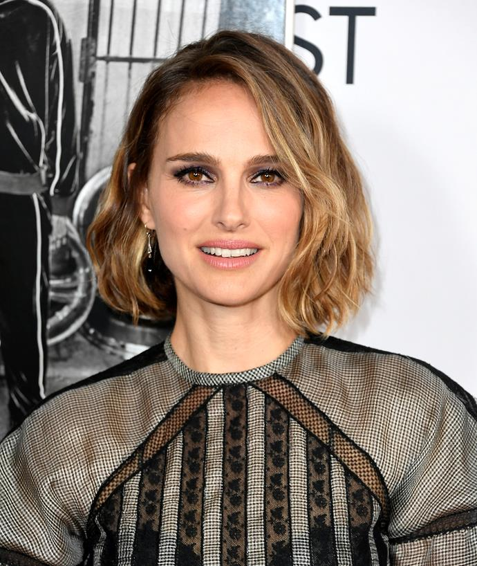 **Natalie Portman** <br><br> Portman was still studying when she filmed *Star Wars: The Phantom Menace* and eventually attended Harvard University. In 2003 she graduated with a degree in psychology and has even had her work published in scientific journals.