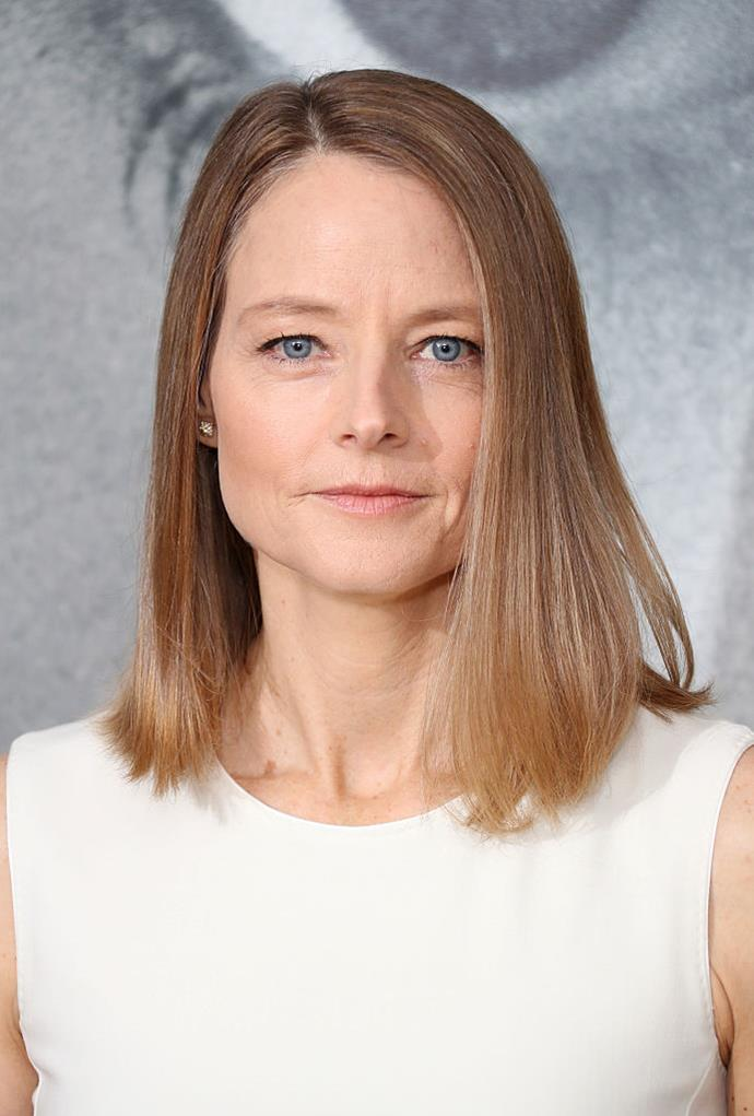 **Jodie Foster** <br><br> Foster graduated *magna cum laude* at Yale University in 1985. The actress, who is also fluent in French, majored in literature, even writing her thesis on author Toni Morrison.