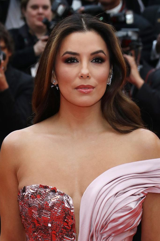 **Eva Longoria** <br><br> Longoria received her bachelor's degree in Kinesiology, oddly enough. She then went on to complete her master's degree in Chicano and Chicana studies at California State **while** filming *Desperate Housewives* in 2013, making her our new role model.