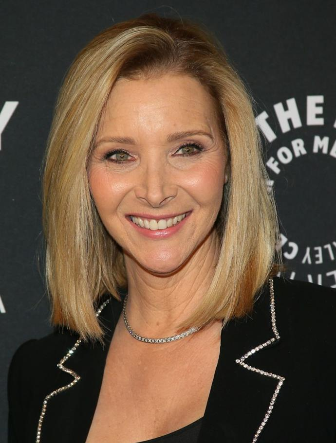 **Lisa Kudrow** <br><br> Kudrow earned herself a degree in biology from Vassar in 1985 before her *Friends* success.