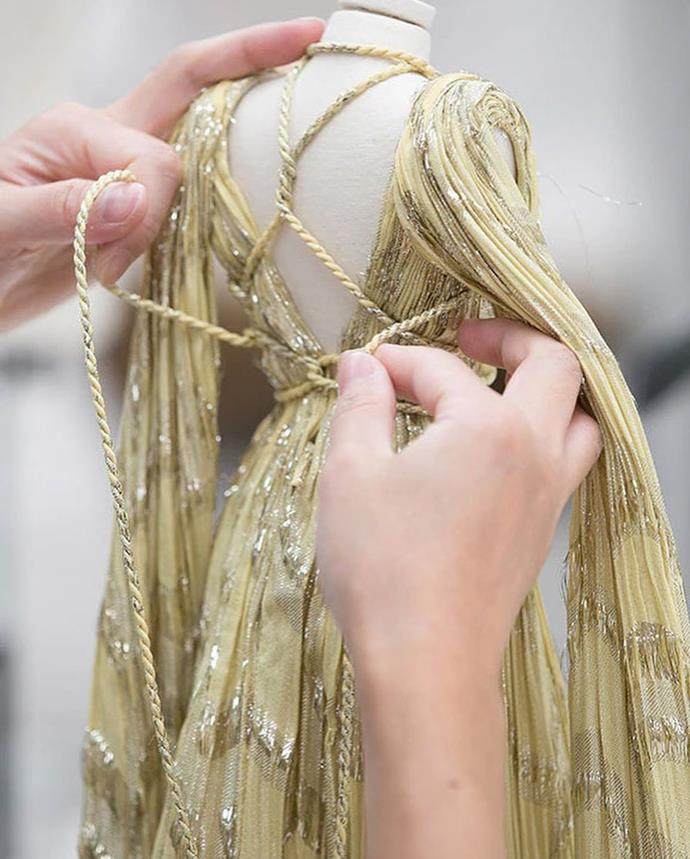 **Dior Making Magic Through Miniature Couture Dresses**<br><br>