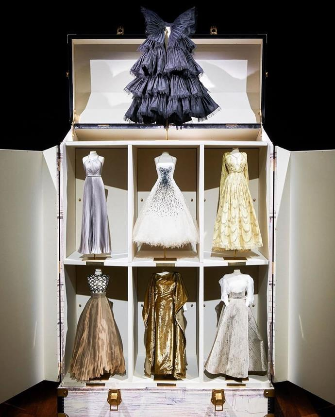 **Dior Making Magic Through Miniature Couture Dresses**