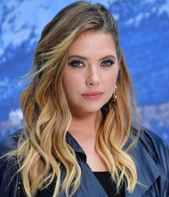 **Ashley Benson**<br></br> *Image via: Getty Images*