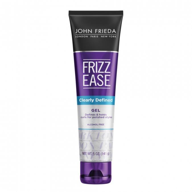 "Gel by John Freida, $7.99 at [Priceline](https://www.priceline.com.au/john-frieda-frizz-ease-clearly-defined-style-holding-gel-141-g|target=""_blank""