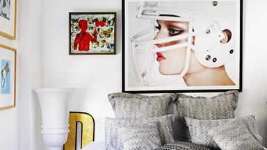 Dina's Art Deco Sydney apartment reno