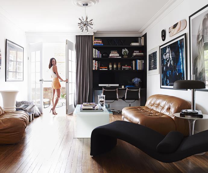 Inner-city apartment renovation