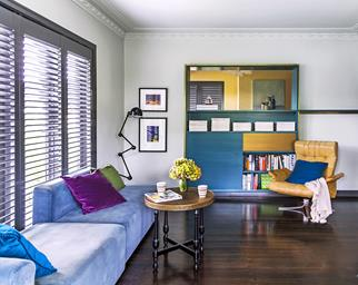 Brisbane budget living room