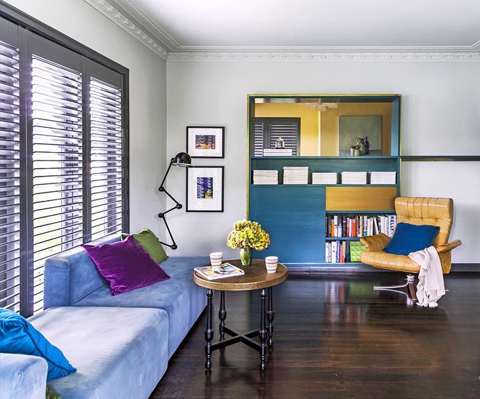 Brisbane budget living room