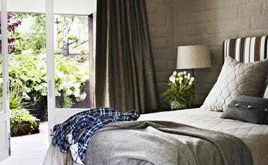 6 eclectic and beautifully styled bedrooms
