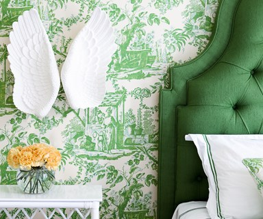 Work your walls with the wonders of wallpaper