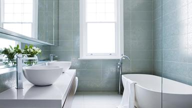 Bathroom renovation: A question of heritage