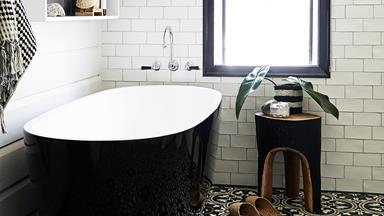 A Brisbane cottage gets an eco-bathroom renovation